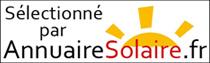 Sélectionné par AnnuaireSolaire.fr