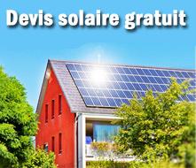 devis solaire gratuit